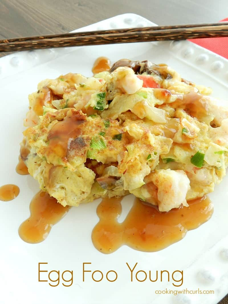 Egg Foo Young & cooking with astrology - Cooking With Curls