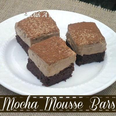 Mocha-Mousse-Bars