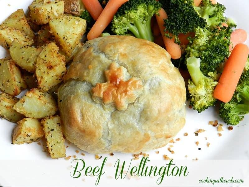 Beef Wellington cookingwithcurls.com