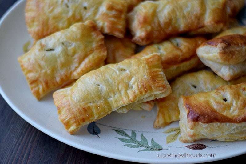 Sausage Rolls by cookingwithcurls.com
