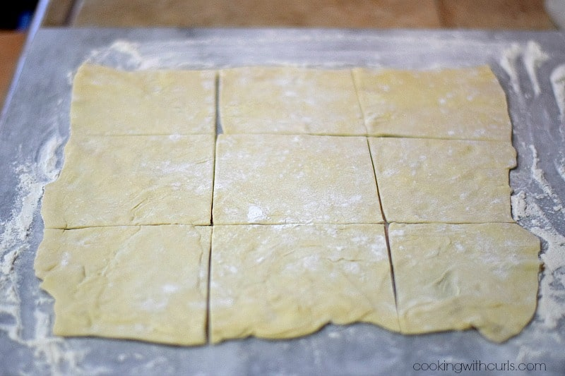 Sausage Rolls puff pastry cookingwithcurls.com
