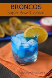 Super Bowl Cocktails {2014}