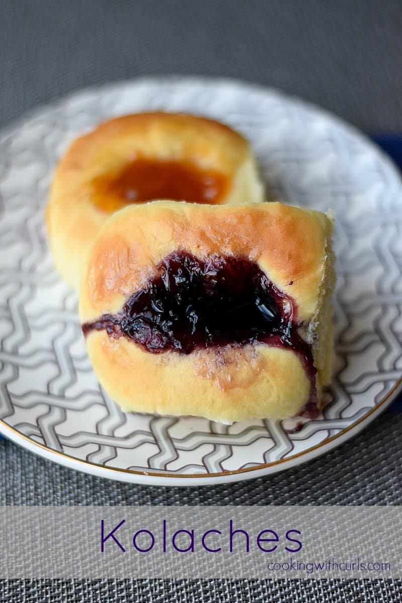 Kolaches Cooking with Astrology Aquarius cookingwithcurls.com