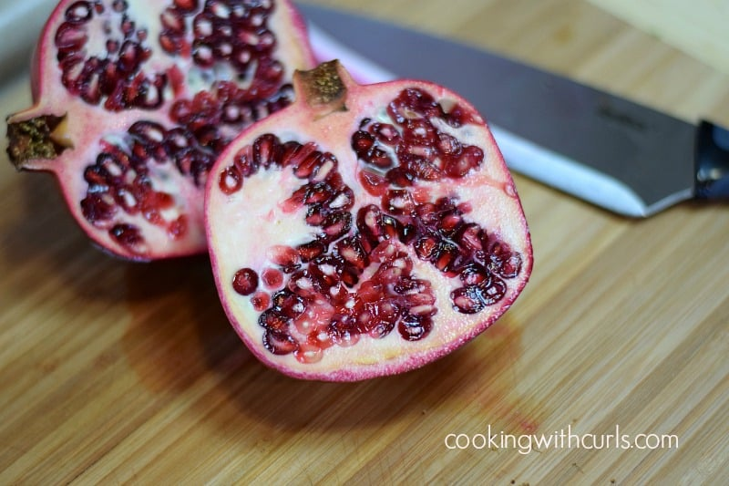 Pomegranate Whole cookingwithcurls.com
