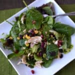 Southwest Chicken Salad Winter & out of seasons
