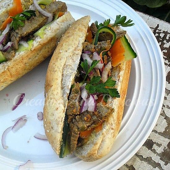 Vietnamese Steak Rolls1