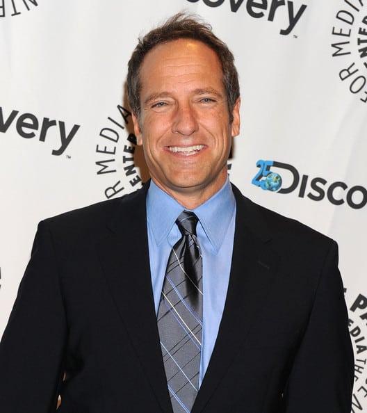 mike rowe suit