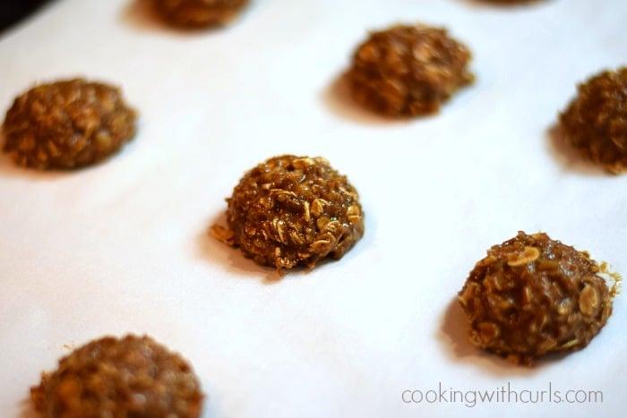 Baklava Cookies bake cookingwithcurls.com