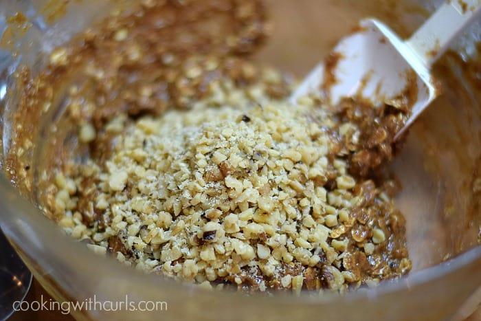 Baklava Cookies walnuts cookingwithcurls.com