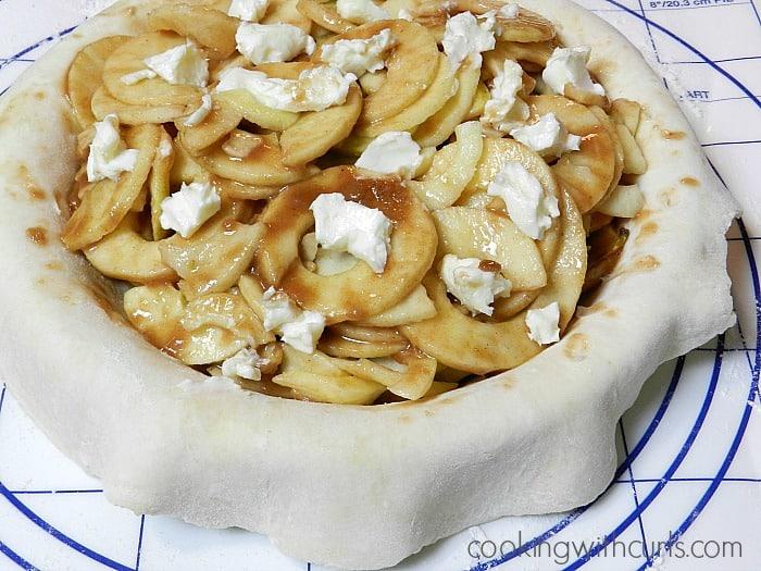 Lattice Apple Pie With Mexican Brown Sugar Recipe — Dishmaps