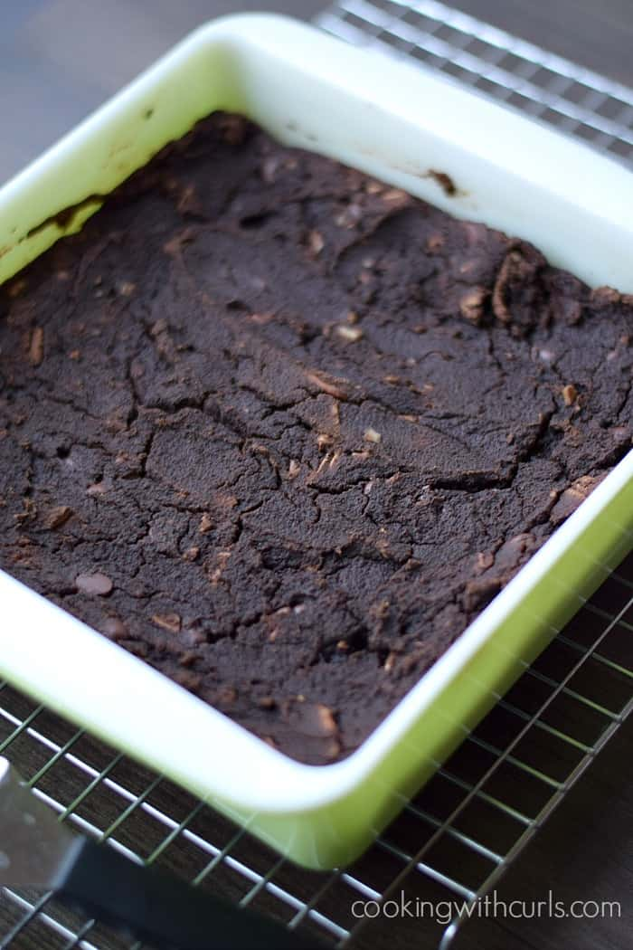 Paleo Sweet Potato Brownies by cookingwithcurls.com #GYCO