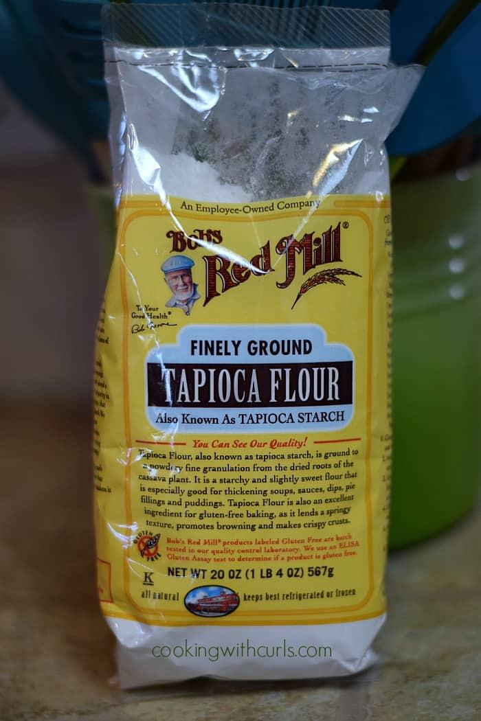 Tapioca Flour cookingwithcurls.com