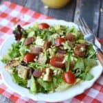 Clean Cobb Salad: Clean Eating Challenge 2014