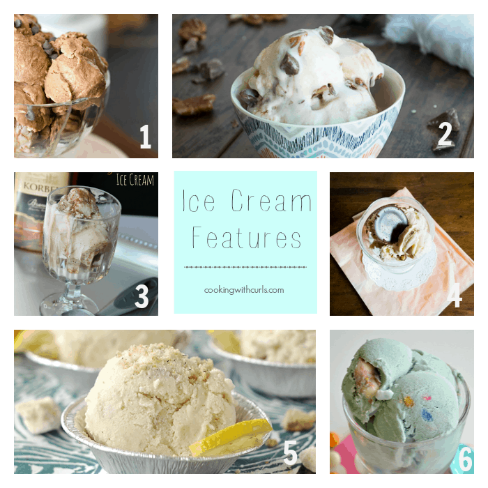 Ice Cream Features | cookingwithcurls.com