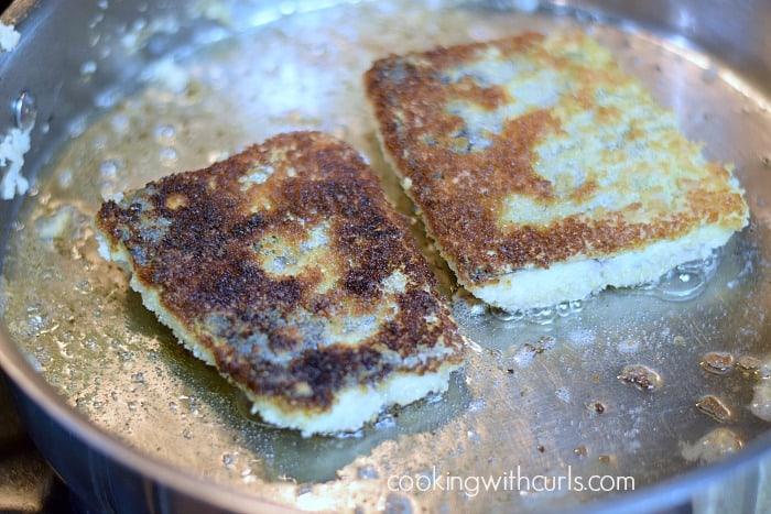 Mahi mahi with panko cooking with curls for How to cook mahi mahi fish