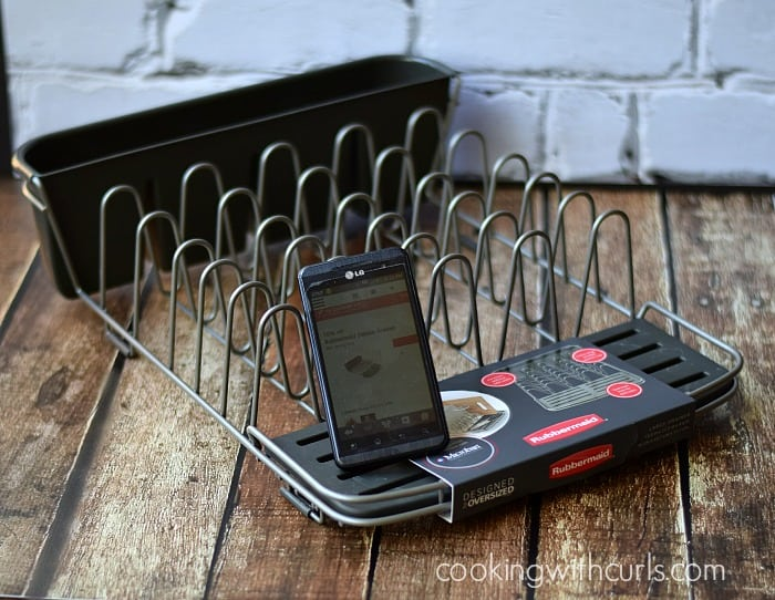 Rubbermaid Dish Rack from target | cookingwithcurls.com |#RMDishRack #PMedia #ad