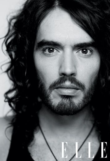 Russell Brand ELLE
