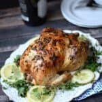 Greek Roasted Chicken: Food of the World Greece