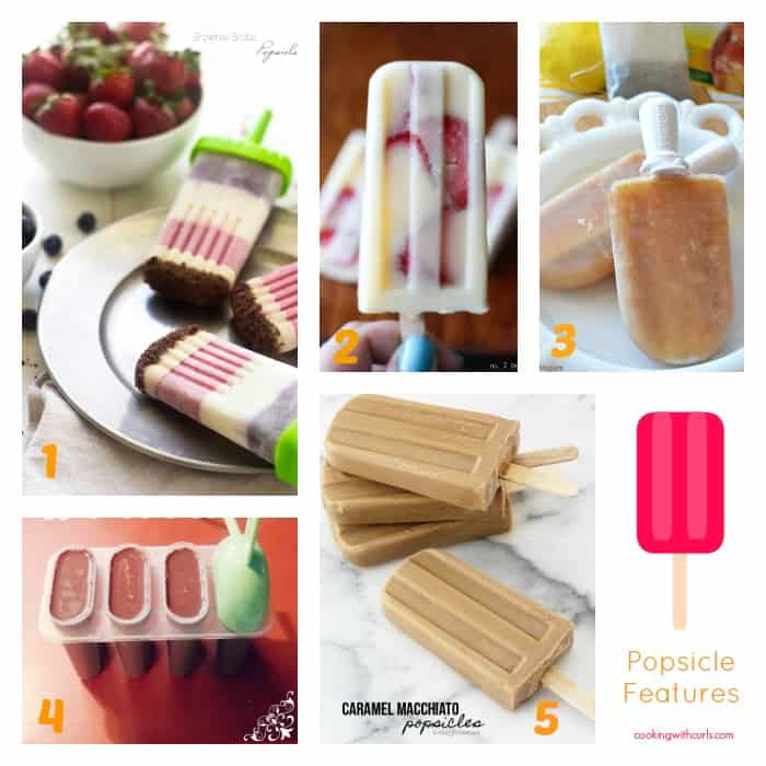 Popsicle Features | cookingwithcurls.com | #bestoftheweekend