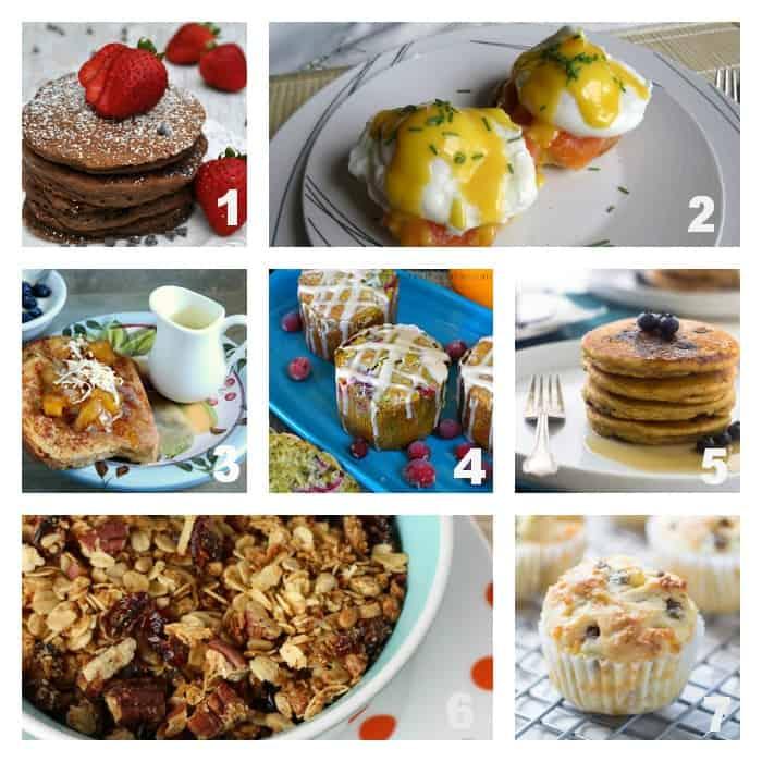 Best of the Weekend: Breakfast Delights | cookingwithcurls.com