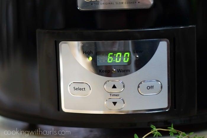 Slow Cooker Pot Roast 6 hours cookingwithcurls.com