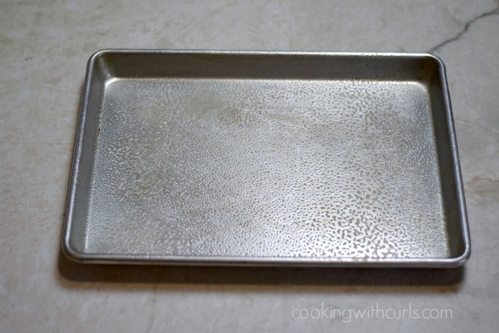 sheet cake pan sheet cake cooking with curls 7323