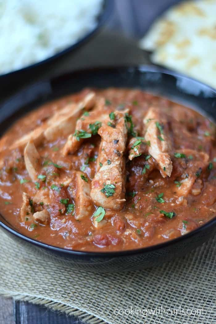 Tikka Masala - Food of the World India | cookingwithcurls.com