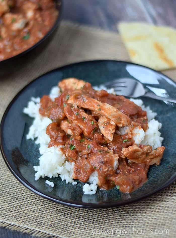 TIkka Masala | cookingwithcurls.com | #foodoftheworld #india