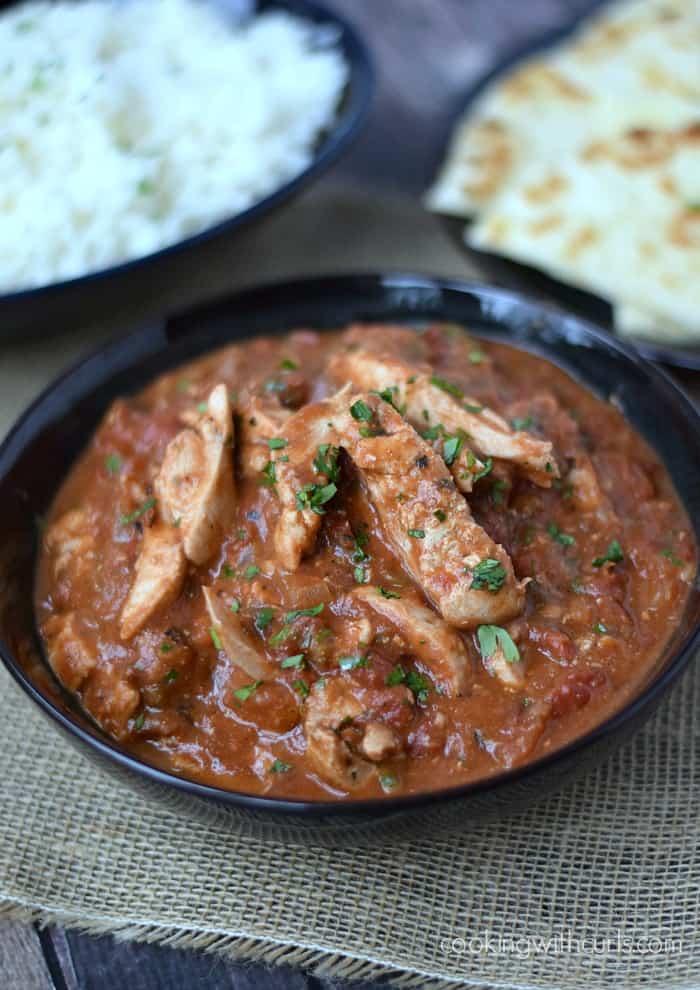 Tikka Masala | cookingwithcurls.com