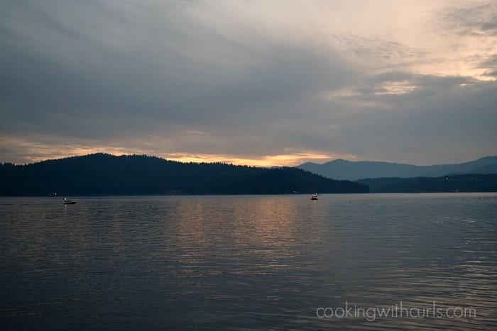 Coeur D'Alene Lake | cookingwithcurls.com