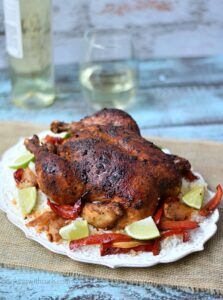 Peruvian Roasted Chicken