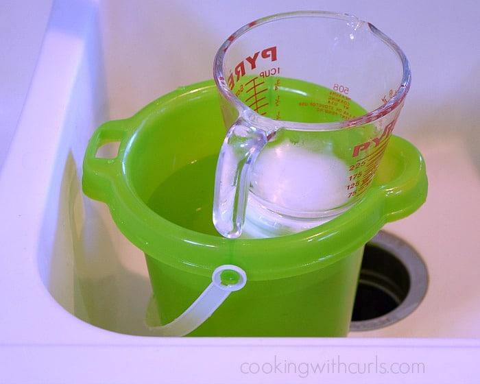 Wet-Nap soak cookingwithcurls.com