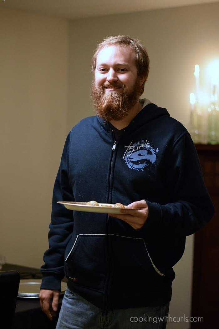 Harry Potter Party Alex | cookingwithcurls.com