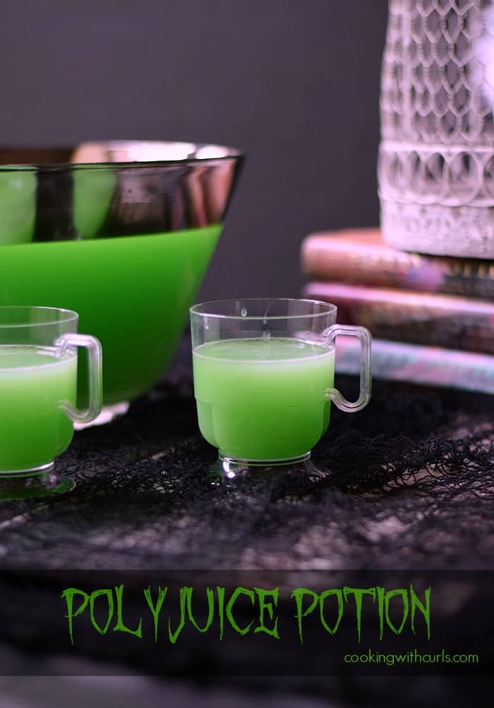 Polyjuice Potion   cookingwithcurls.com   #harrypotter