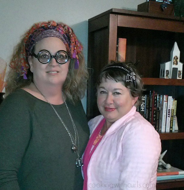 Professor Trelawny and Professor Umbridge | cookingwithcurls.com