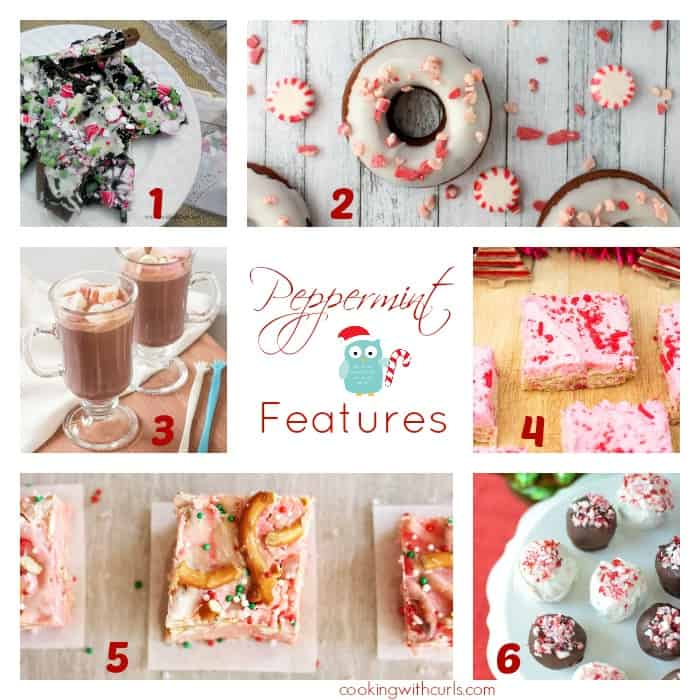 Best of the Weekend Peppermint Features | cookingwithcurls.com
