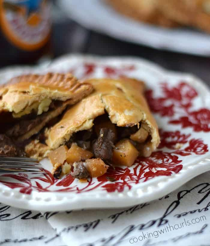 Cornish Pasties   cookingwithcurls.com   Cooking with Astrology #Scorpio