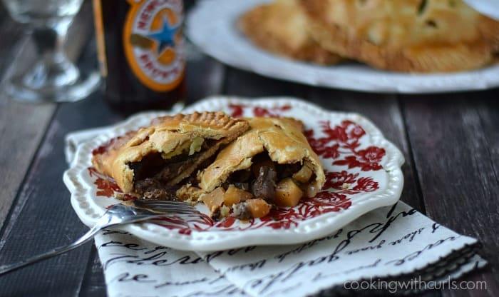 Cornish Pasties   cookingwithcurls.com #Scorpio