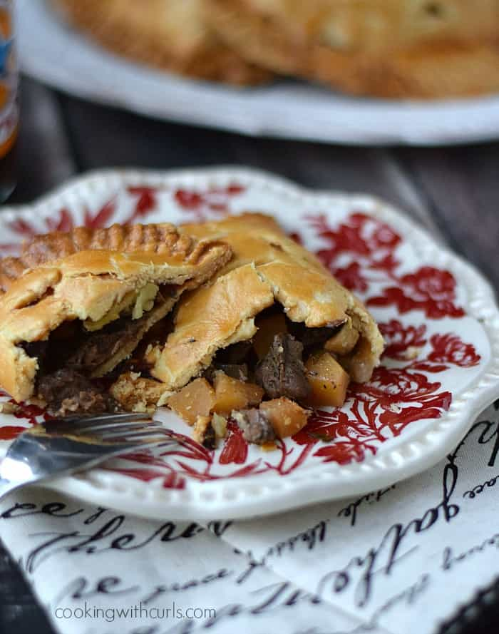 Cornish Pasties | cookingwithcurls.com