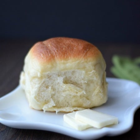 Dinner Rolls | cookingwithcurls.com #thanksgivingrecipes