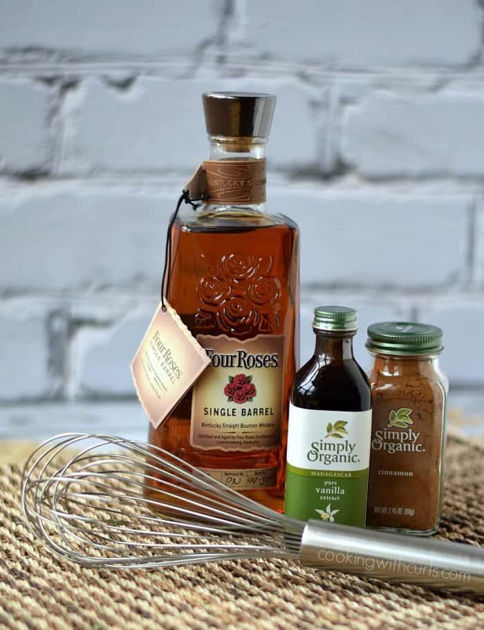 Four Roses Single Barrel Bourbon | cookingwithcurls.com