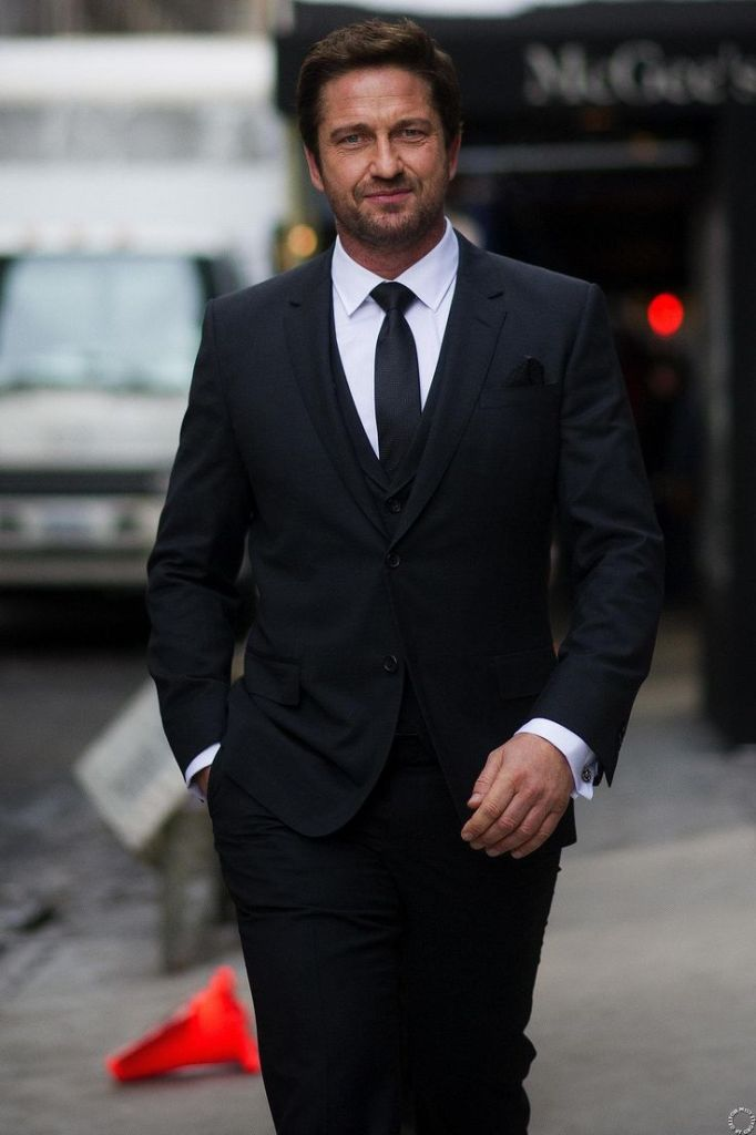 Gerard Butler for Hugo Boss Woman