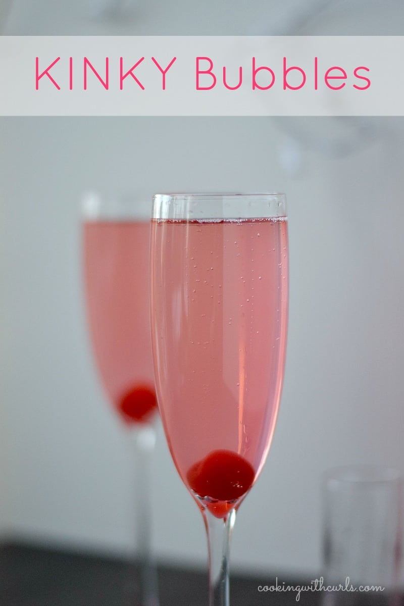 Kinky Bubbles | cookingwithcurls.com