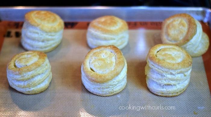 Lemon Curd Tarts baked cookingwithcurls.com