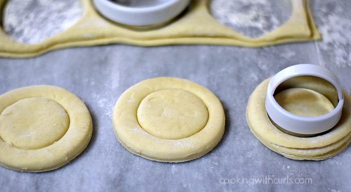 Lemon Curd Tarts centers cookingwithcurls.com