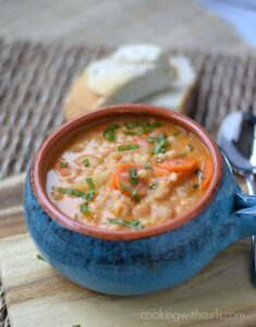 Maltese Soup {Kusksu}