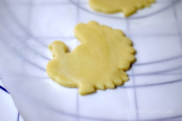 Turkey Pot Pie cookie cookingwithcurls.com