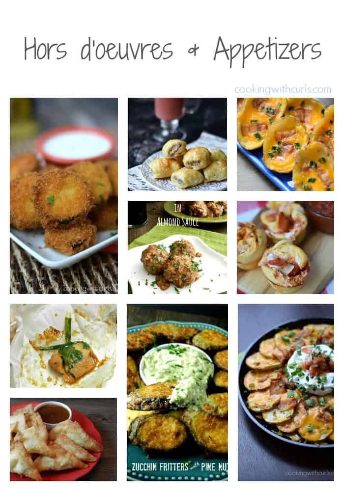 New year 39 s eve party foods cooking with curls for New year s eve hors d oeuvres recipes