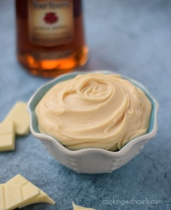 White Chocolate Truffle Dip