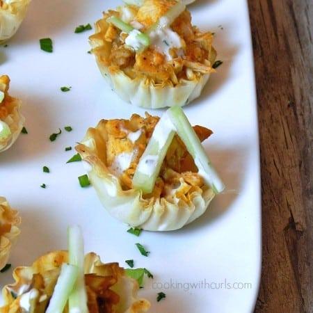 Buffalo Chicken Bites & recipe #3